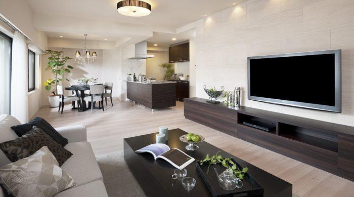 床と色違いの家具