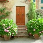 【狭い】玄関をおしゃれインテリアに変える鏡の効果とは?