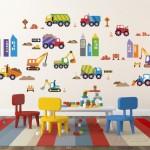 【賃貸対応】子ども部屋の壁紙を簡単DIY!怖がりも解消?