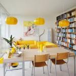 【差し色インテリア】黄色はある部屋に使うと最適って知ってた?
