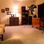 家具の脚で凹んだカーペットを復元する方法