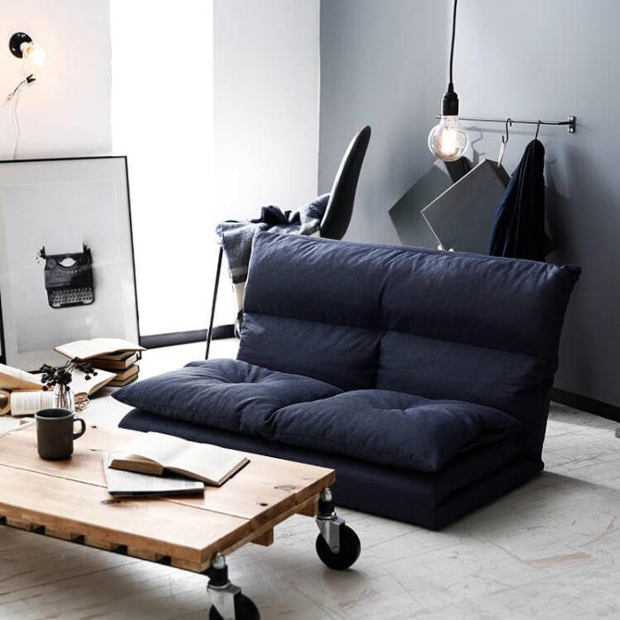 一人暮らしのソファベッド