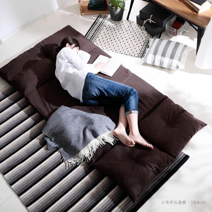 一人暮らしにおすすめなソファベッド