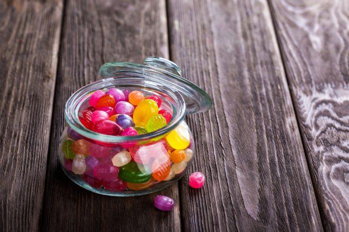 幸せのカケラのキャンディ