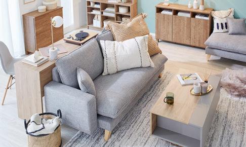 LOWYAのソファや家具