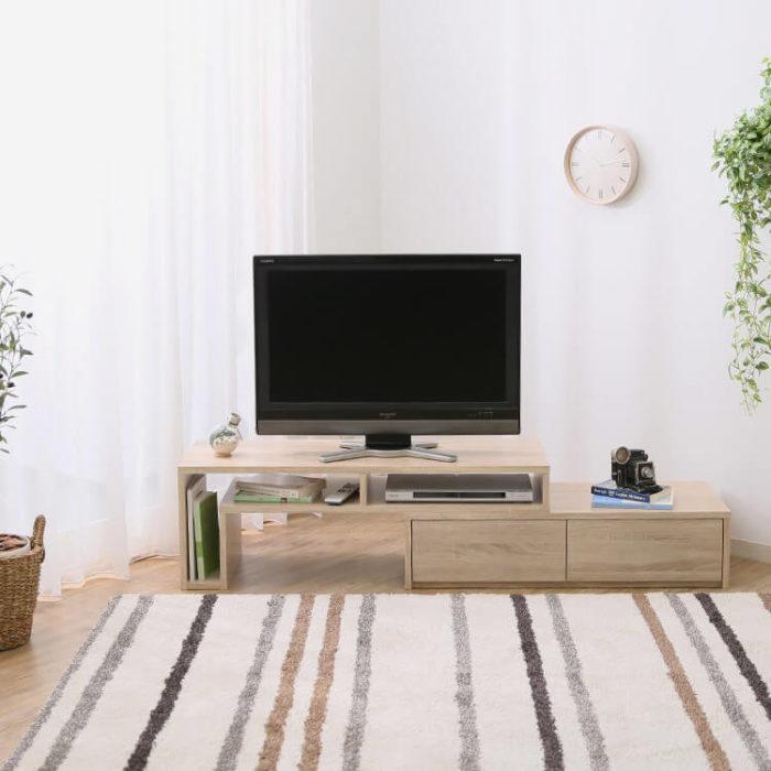 ロウヤの北欧風テレビ台