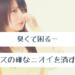 【超簡単】タンスの嫌なニオイの原因と臭いの消し方ベスト3!